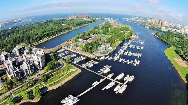 Составлен рейтинг районов Петербурга по стоимости земли