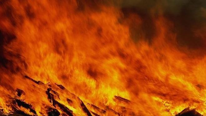Военные опровергают информацию о серьезных разрушениях в районе пожара на арсенале в Удмуртии
