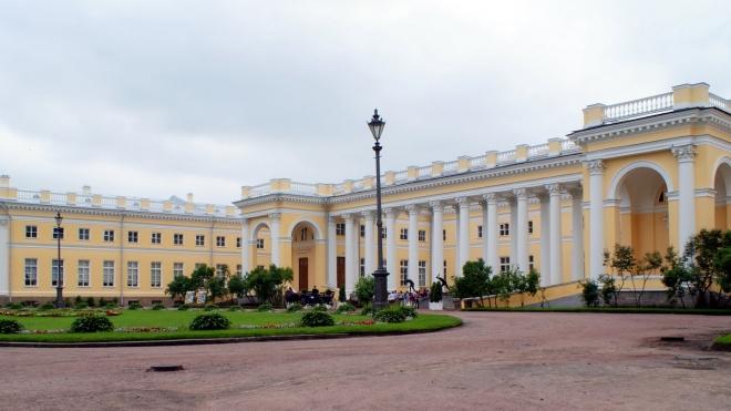 В Пушкине больше чем на два года закрывается Александровский дворец