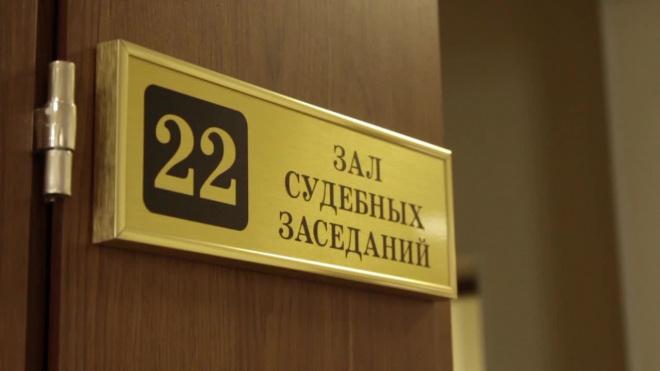 Активистка подала иск к главе Василеостровского района на одну копейку