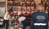 Смольный лишил нелегальных торговцев товаров и оборудования на 4 млн рублей