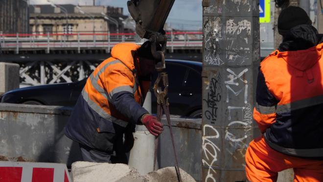 Петербург получил из федерального центра один миллиард рублей на ремонт дорог