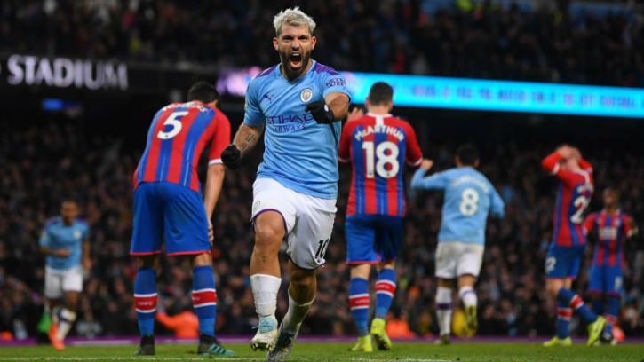 """Пять самых ярких моментов Серхио Агуэро в """"Манчестер Сити"""""""