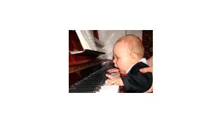Видеоняни помогут воспитать маленького музыканта по мето...