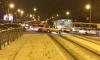 Сломанный светофор устроил коллапс утром на Коллонтай