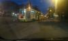 """На проспекте Науки трамвай """"потерял"""" рельсы"""