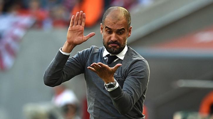 """Гвардиола хочет 17 игроков в """"Манчестер Сити"""""""