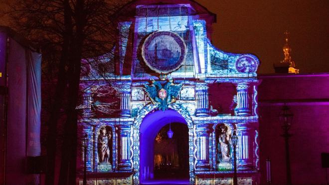 Петербург предложили украшать к праздникам в рамках фестиваля света