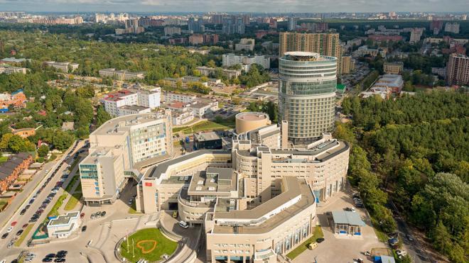 Центр Алмазова планирует построить нейрохирургический комплекс