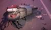 В Калининском районе насмерть разбился мотоциклист