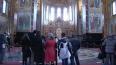 Царские врата займут свое законное место в Спасе-на-Кров...