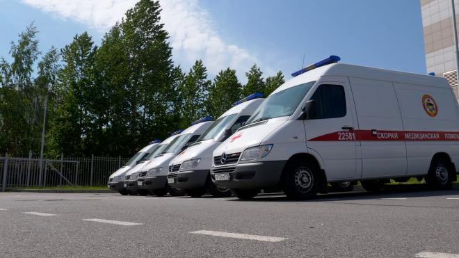 На фоне пандемии коронавируса в Петербурге обострилась проблема с инсультами