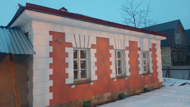 В Ленобласти завершается реставрация Дома станционного смотрителя