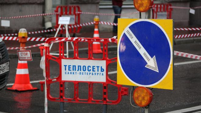Лопнувшую трубу на улице Крыленко отремонтировали