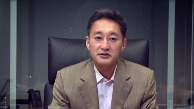 Sony возглавит 51-летний вице-президент компании Казуо Хираи