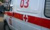 Пассажирский автобус попал в ДТП на трассе Москва - Петербург