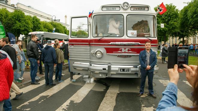 В Петербурге пройдет Международный транспортный фестиваль