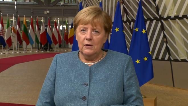 Меркель заявила, что в Германии не забывают о вкладе Горбачева в объединение страны