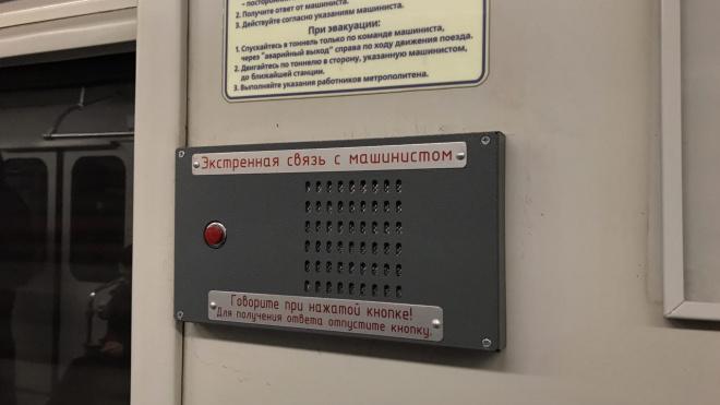Двум дебоширам из петербургского метро вынесли приговор