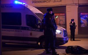 Барные улицы Петербурга перекрыты полицией