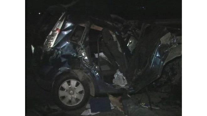 В ДТП на Малоохтинском погибли водитель и пассажир