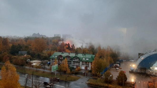 Пожару в частном доме на Первомайском проспекте присвоили ранг 1-бис