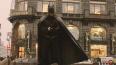 Петербуржцы увидели Бэтмена в центре города