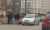Машина сбила женщину на улице Олеко Дундича
