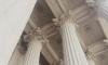 Петербуржцы ошибочно приняли очистку колоннады Казанского собора за перекраску