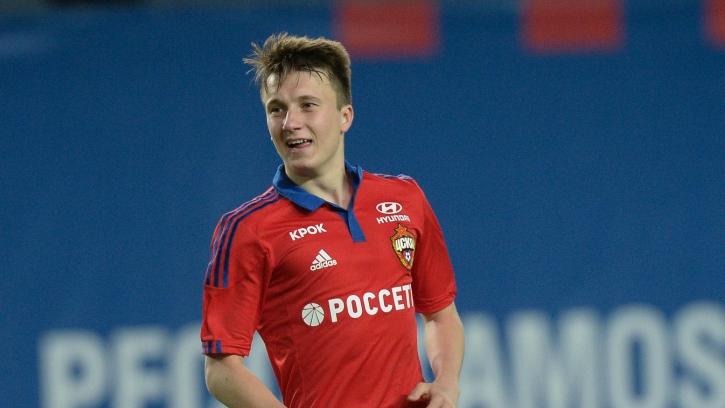 Головин подписал новое соглашение с ЦСКА
