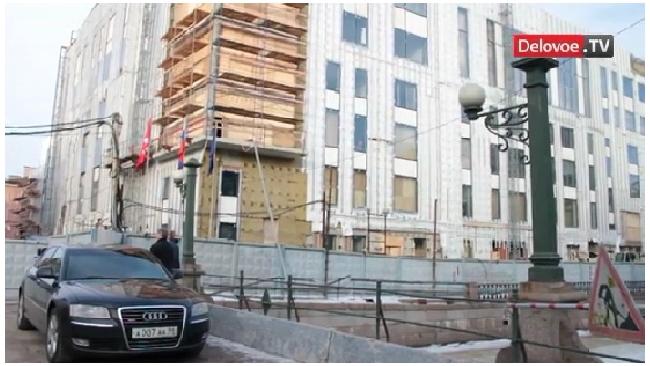 На ремонт фасадов в центре Петербурга требуется 12 млрд рублей
