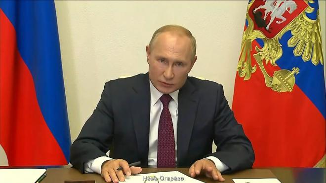 Путин подписал приказ об отставке Белгородского губернатора