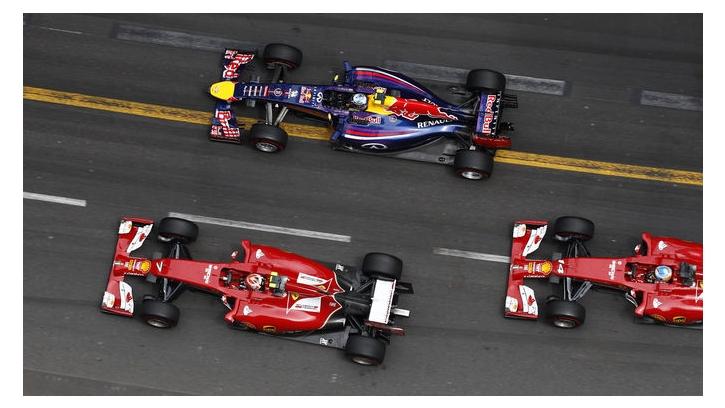 Рейтинг зарплат пилотов Формулы-1