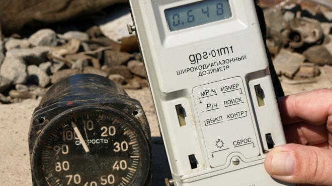 В Пулково нашли радиоактивную посылку
