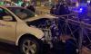 В Петербурге пьяный водитель каршеринга попытался сбежать от полиции