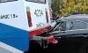 МЧС СПб: две женщины погибли в «Мерседесе», врезавшемся в трамвай