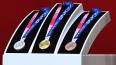 В Токио представили дизайн медалей Олимпиады-2020