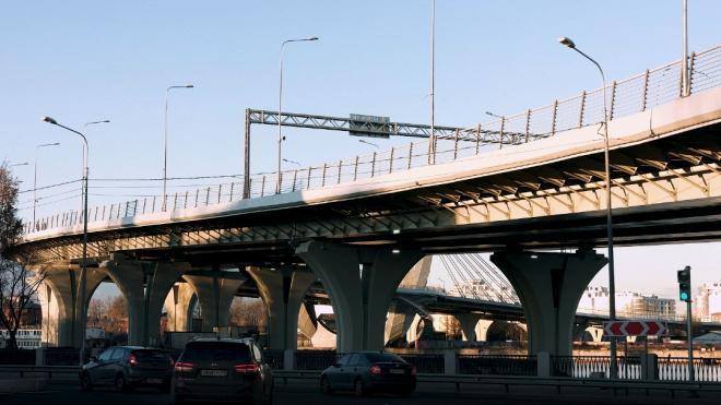 На ЗСД зафиксировали рекордный показатель транспортного потока