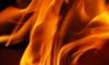 Ликвидирован пожар в мужском монастыре в Ганиной Яме