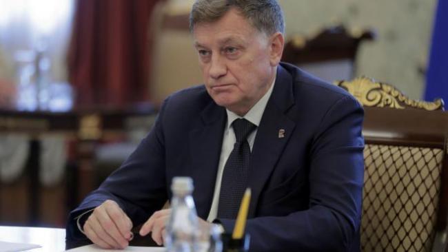 Вячеслав Макаров подал документы на праймериз в ЗакС
