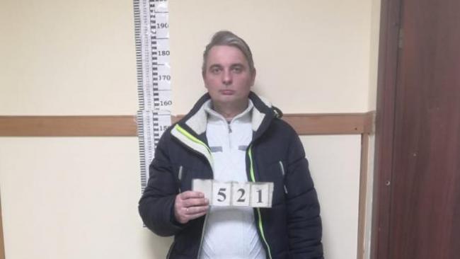 Гендиректора строительной компании задержали за кражу тягача в Петербурге