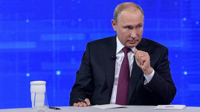 Путин запретил авиакомпаниям перевозить россиян в Грузию
