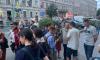 """На народном сходе у МО """"Владимирский округ"""" задержали девушку с плакатом"""