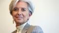 Француженка Кристин Лагард стала первой женщиной на пост...