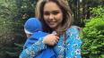 Стефания Маликова выложила в Instagram фото с подросшим ...