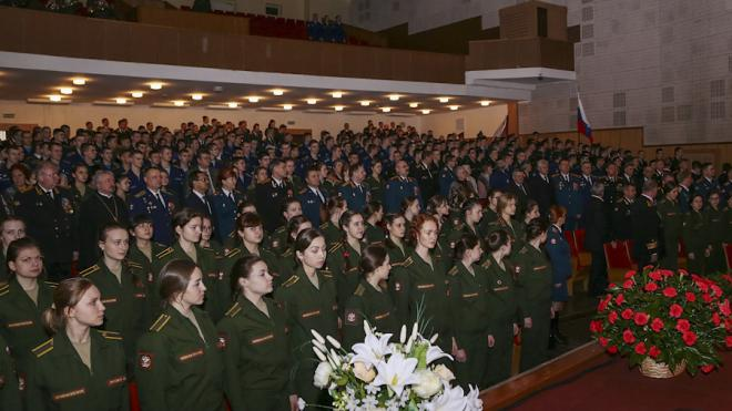 Назначен новый начальник Военно-медицинской академии в Петербурге
