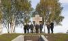 В Петербурге открылся мемориал в память о морских десантниках ВОВ