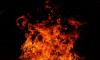 Вечером в Невском районе Петербурга сгорела иномарка
