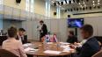 В петербургском Парламентском центре МПА СНГ студенты ...