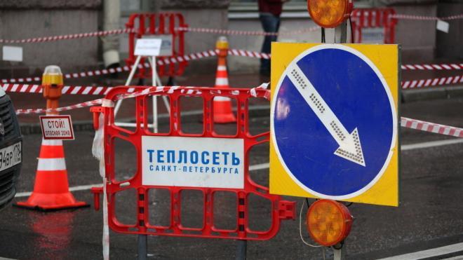 """Реконструкцию тепломагистрали """"Полюстровская"""" закончили с опережением сроков"""